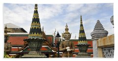 Grand Palace 10 Beach Towel