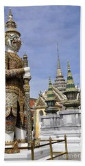 Grand Palace 12 Beach Towel