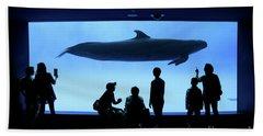 Grand Whale Beach Towel