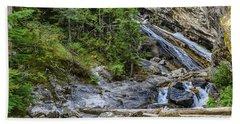 Granite Falls Beach Sheet by Yeates Photography