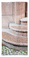 Granite Steps Beach Towel
