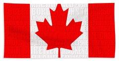 Graphic Flag 1 Beach Towel