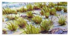 Grass 2 Beach Towel