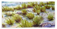 Grass 2 Beach Towel