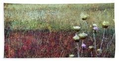 Grasslands - Autumn Beach Sheet