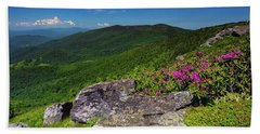 Grassy Ridge Bald Beach Sheet