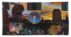 Grateful Dead Live Beach Towel
