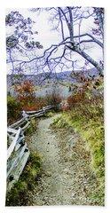 Graveyard Fields Trail Beach Sheet
