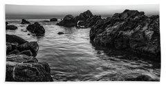Gray Waters Beach Towel