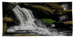 Great Falls 2 Beach Towel