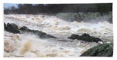 Great Falls Torrent Beach Sheet