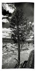 Great Falls Tree Beach Sheet