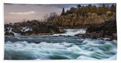 Great Falls Virginia Beach Towel