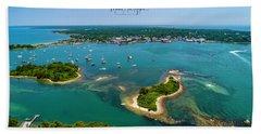 Great Harbor Beach Towel
