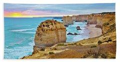 Great Southern Land Beach Towel by Az Jackson