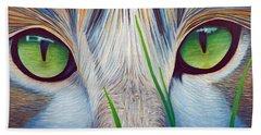 Green Eyes Beach Sheet