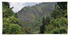 Green Mountains Beach Sheet