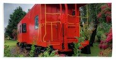 Gretna Railroad Park Beach Sheet