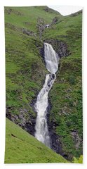 Grey Mare's Tail Beach Towel
