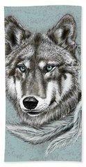 Grey Wolf Beach Sheet