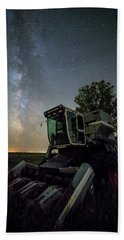 Beach Sheet featuring the photograph Grim Gleaner  by Aaron J Groen