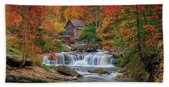 Grist Mill  Beach Towel