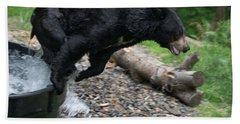 Grizzly Bear Beach Sheet