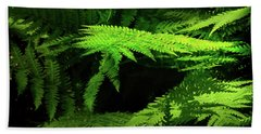 Ground Cover Adornments Beach Towel
