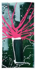 Growing In The City Beach Towel