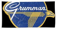Grumman Est 1929 Distressed Beach Sheet