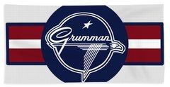 Grumman Stripes Beach Sheet