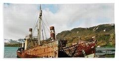 Grytviken Ghosts Beach Sheet