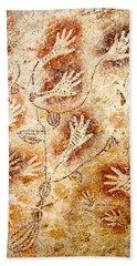 Gua Tewet - Tree Of Life Beach Towel