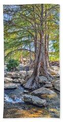 Guadalupe River Beach Sheet
