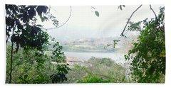 Guayabal Lake Beach Sheet