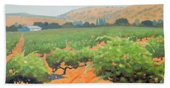 Guglielmo Winery Beach Towel