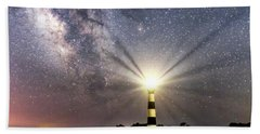 Guiding Light Beach Towel