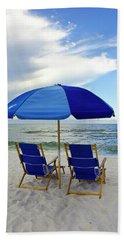 Gulf Coast Beach Oasis Beach Towel