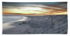 Beach Towel featuring the photograph Gulf Island National Seashore by Renee Hardison