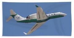 Gulfstream Aerospace  Beach Sheet