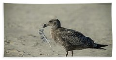Gull And Feather Beach Sheet