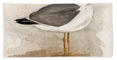 Gull Beach Towel
