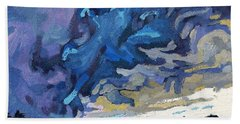 Gust Front Beach Towel