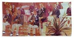 Guy Lombardo The Royal Canadians Beach Sheet