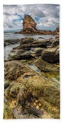 Gwenfaens Pillar  Beach Towel