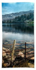 Gwynant Lake Beach Towel