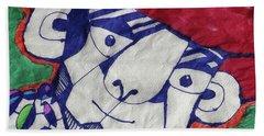 Gypsy Peddler  Beach Sheet by Don Koester