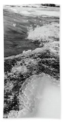Beach Towel featuring the photograph H2O by Alex Lapidus