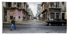 Habana Vieja Horizon Beach Sheet