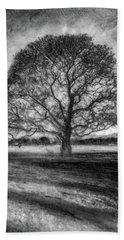 Hagley Tree 2 Beach Sheet